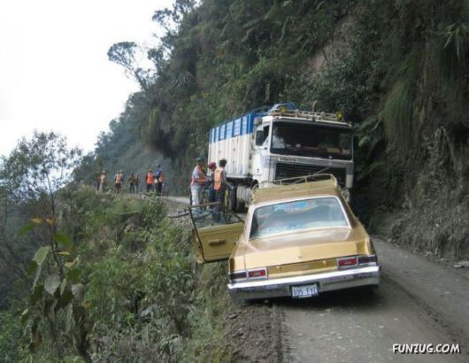 Worlds Most Dangerous Roads