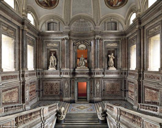 Silent Halls Of A Forgotten Era
