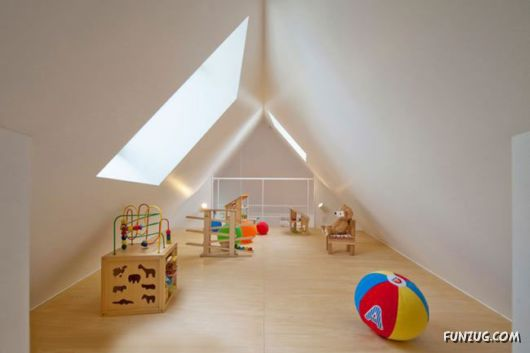 Super Slim House In Japan