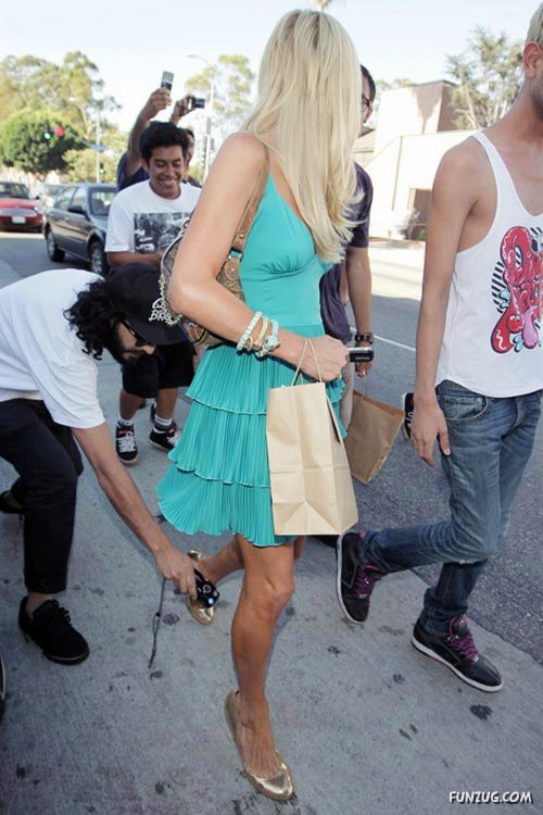 Crazy Celebs Funny Pictures
