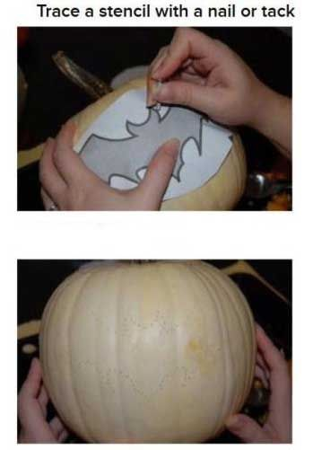 A Creative Pumpkin Carving Tutorial
