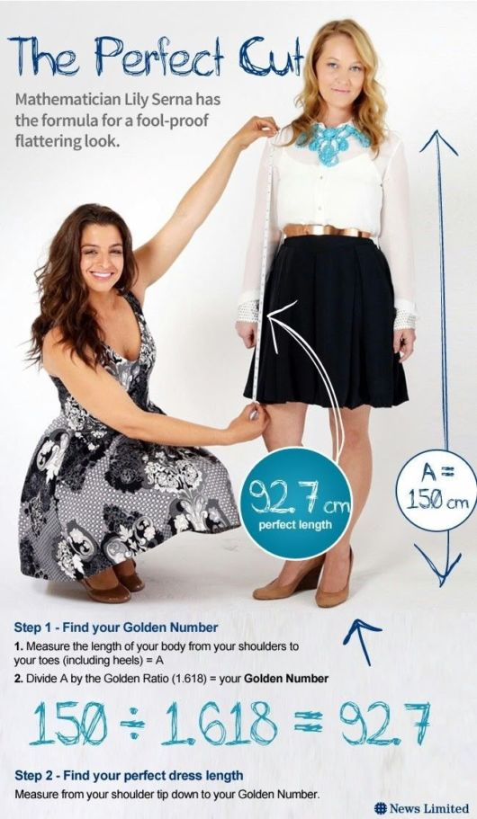 Fashion Conscious? 20 Simple Charts For Woman Study