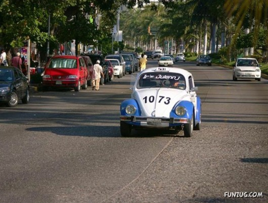 Funny Taxis Around The World