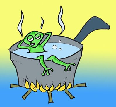 The Boiling Frog Syndrome
