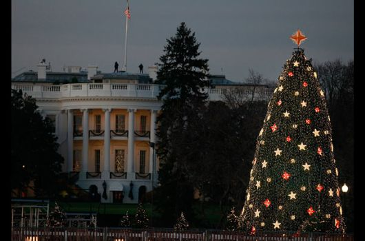 Christmas Celebrations at the White House