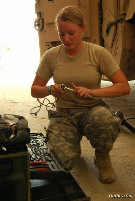 Galz in the US Army