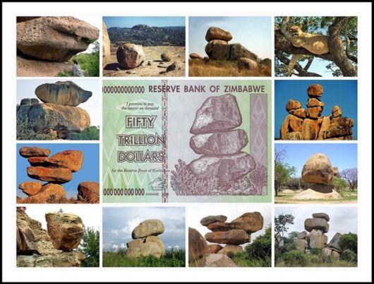 10 Famous Balancing Rocks Around The World