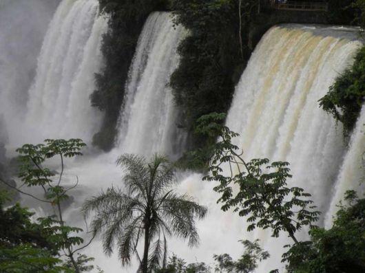 Iguazu Falls South Americas Mightiest Waterfall