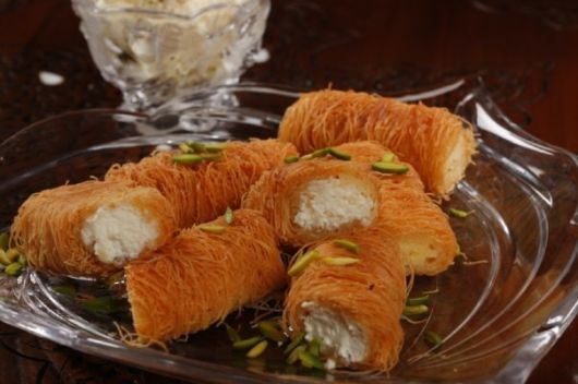 Delicious Arabian Sweets For You