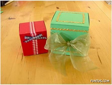 A Gift Box (Story)