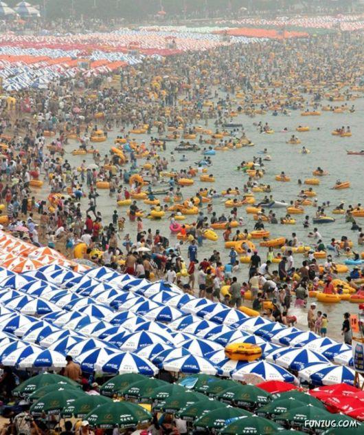 Wanna Visit a Chinese Beach?