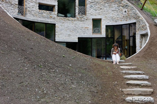 Incredible Residence in Switzerland