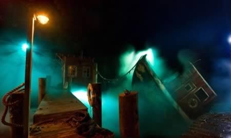 Top Scariest Attractions Around The World