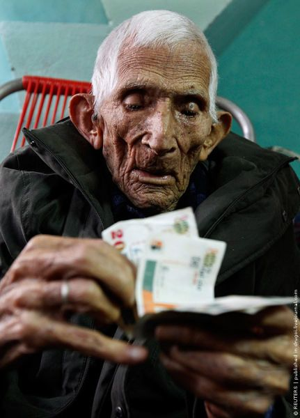 A Very Old Man From Cuba
