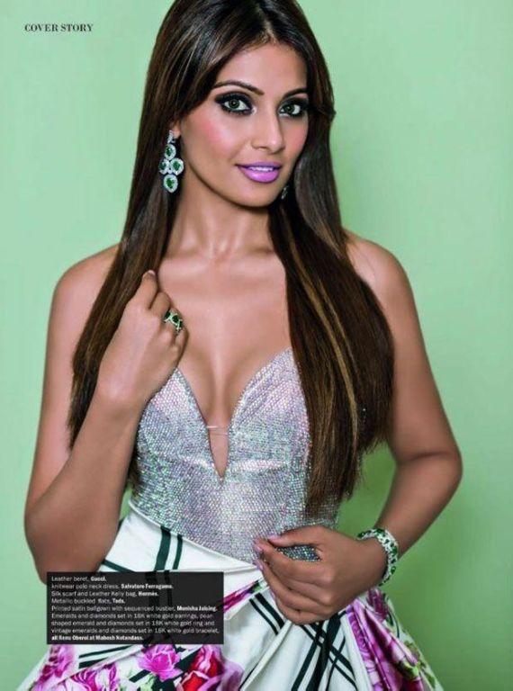 Bipasha Basu Photoshoot For Noblesse Magazine