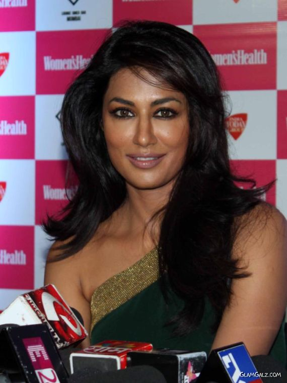 Chitrangada Singh Unveils Women's Health Magazine