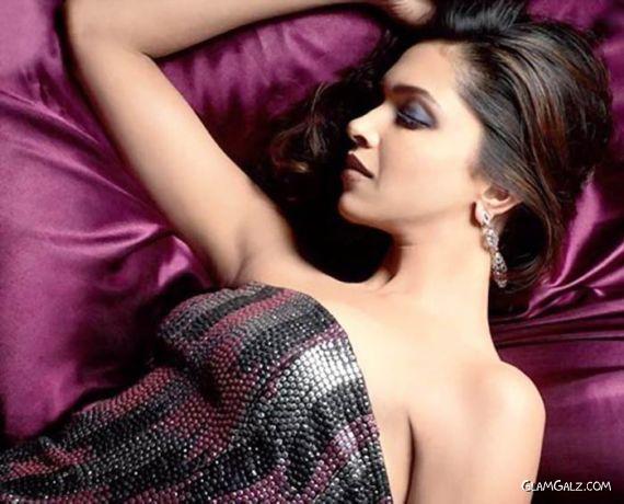 Classy Deepika Padukone in Cosmopolitan Mag