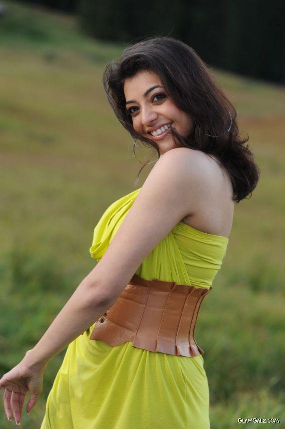 Kajal Agarwal Exclusive Photo Gallery