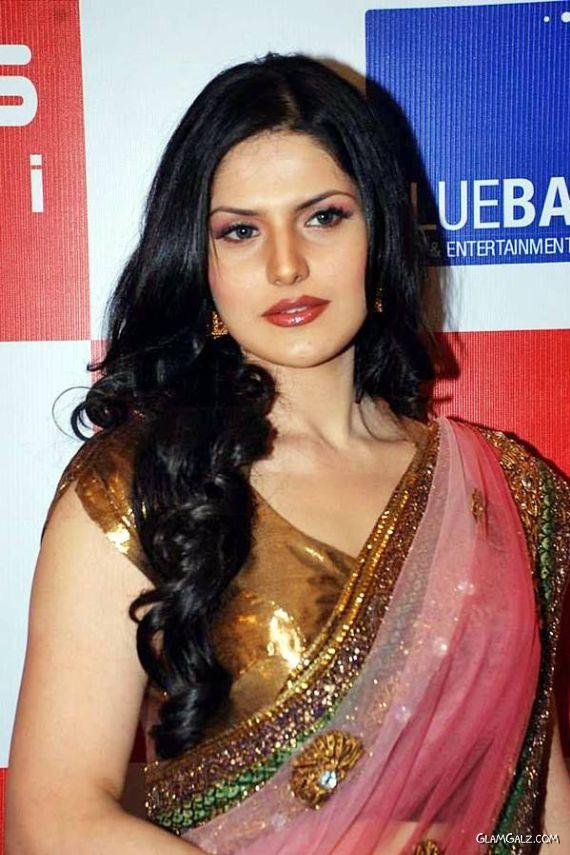 Pretty Bollywood Princess Zareen Khan