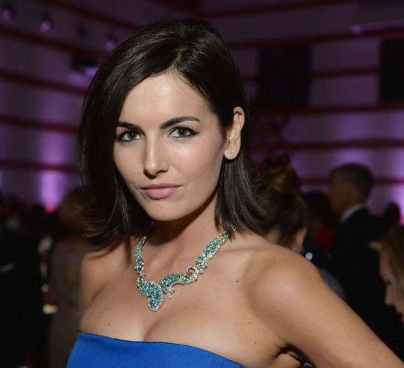 Camilla Belle Attends The Art of Elysiums Gala