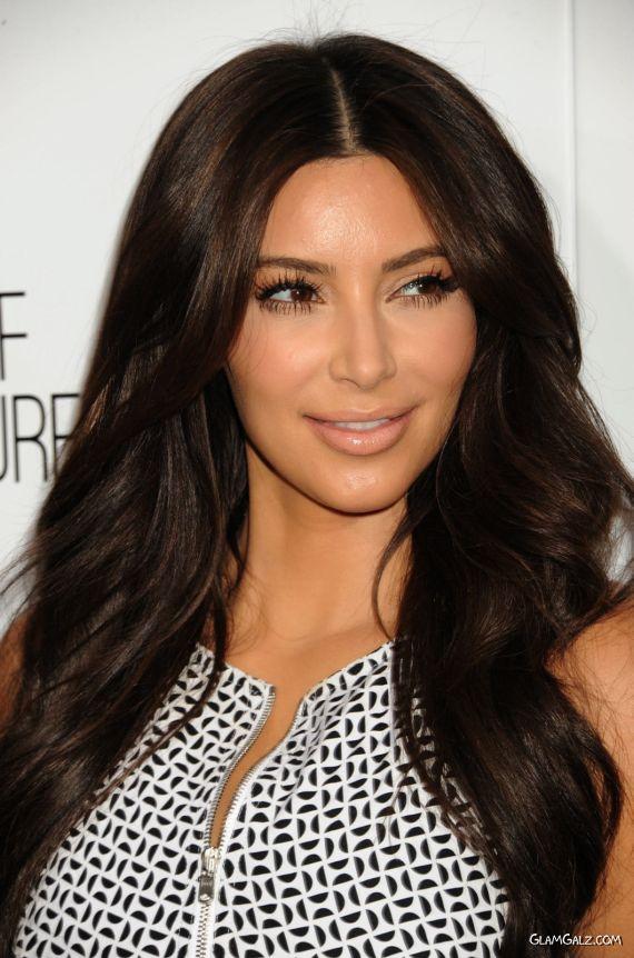 Pretty Miss Kardashian At E Upfront