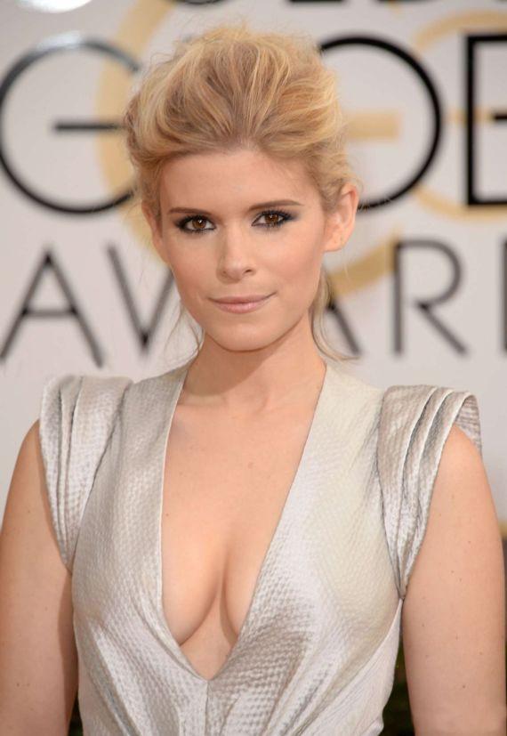 Kate Mara Graces Golden Globe 2014 Awards