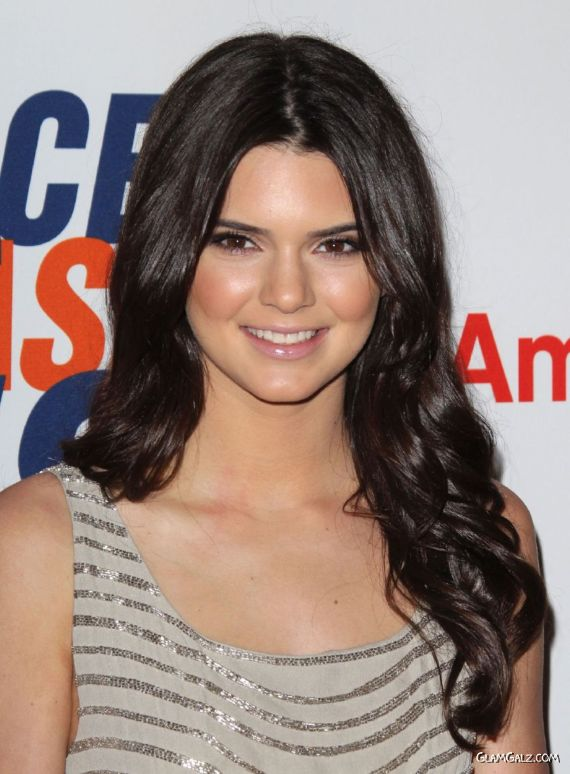 Kendall Jenner At Race To Erase MS Event