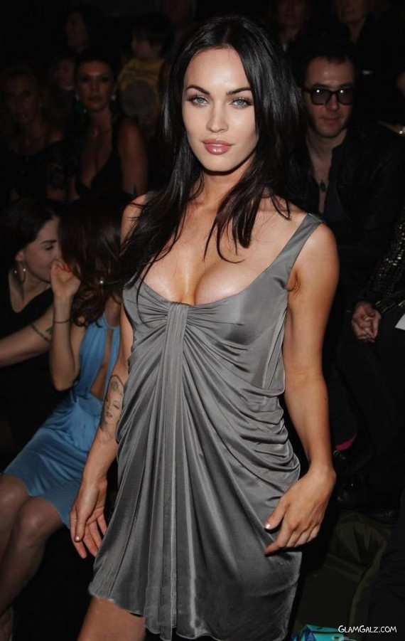 Sexy Megan Fox at Awards Function