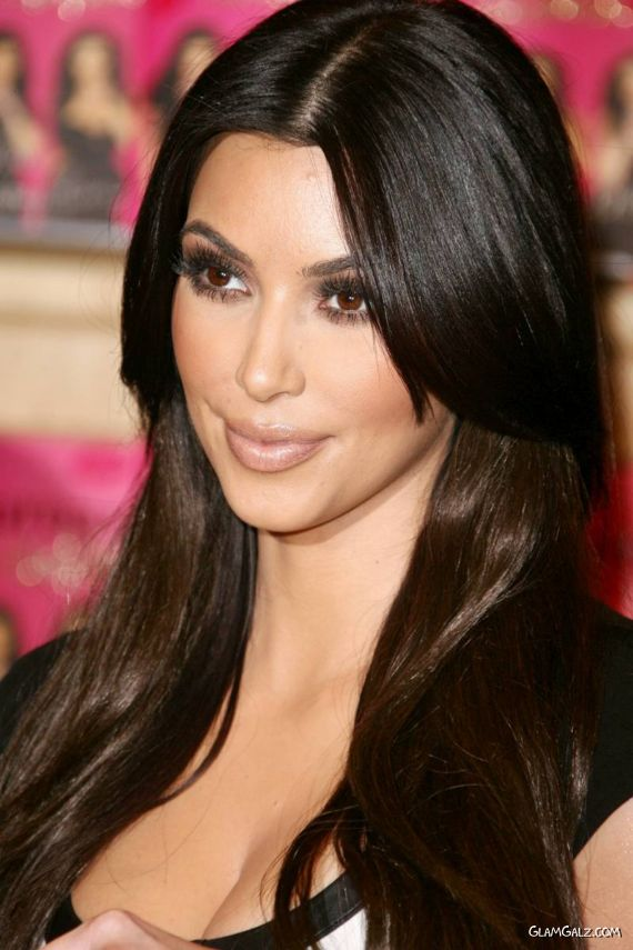 Miss Kardashian For Konfidential Book Signing