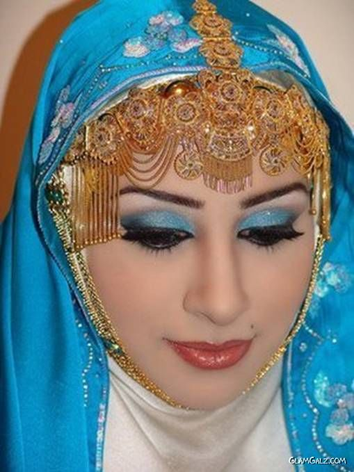 Bridal Hijaabs and Niqab Fashion
