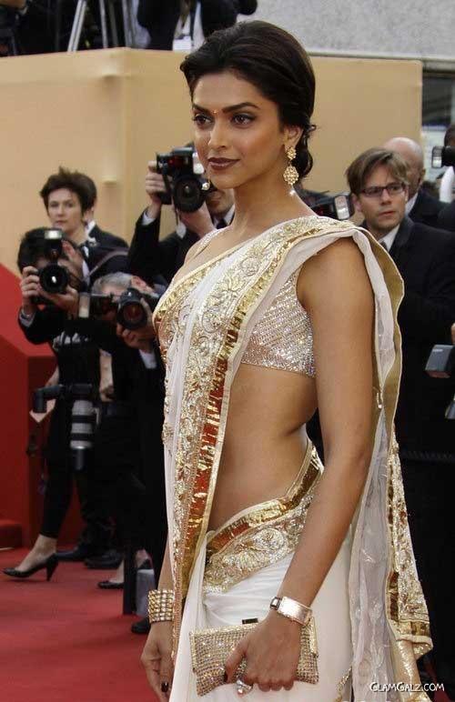 Aishwarya and Deepika at Cannes Film Festival