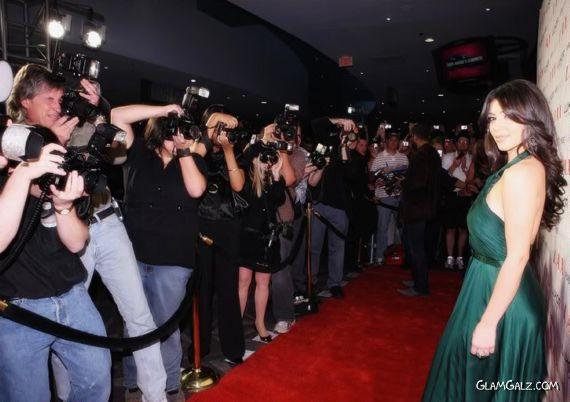 Miss Kardashian Celebrates Her Birthday