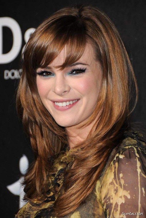 Face of the Month Danielle Panabaker