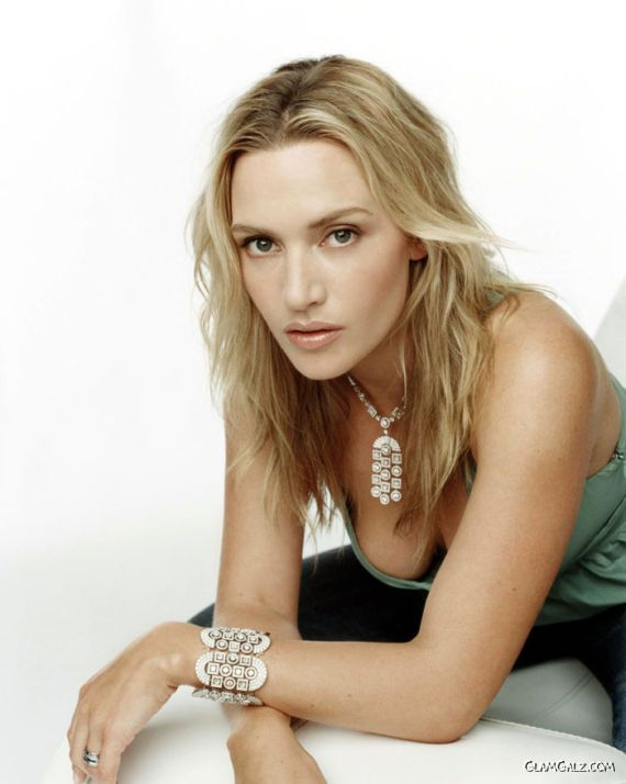 Gorgeous Kate Winslet Photoshoot