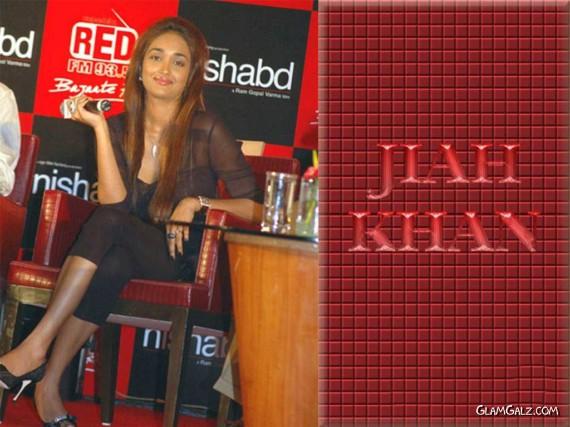 Click to Enlarge - Bolly Beauty Jiah Khan hotw