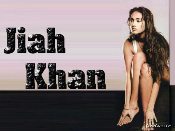 Click to Enlarge - Bolly Beauty Jiah Khan hotw