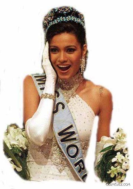 Last 20 Miss World Winners