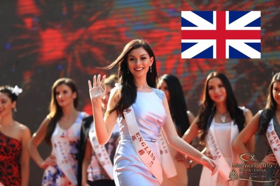 The Miss World 2015 Contestants