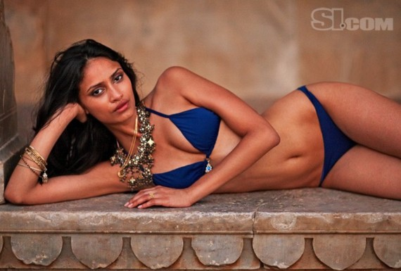 Desi Beauty Sonia Dara for Sports Illustrated