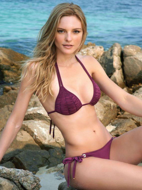 Fabiana Semprebom For Despi Swimwear Summer 2014