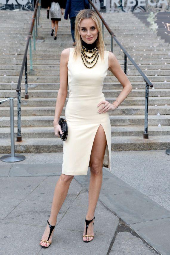 Katie Nehra At Vanity Fair Party 2014