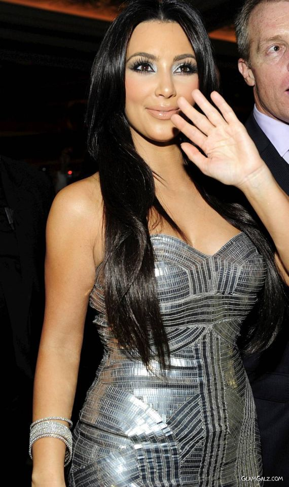 Miss Kardashian Celebrating Her 30th B'day