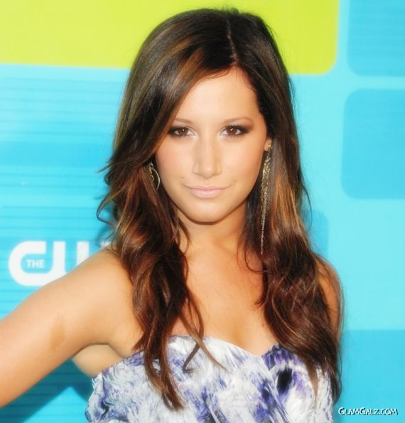 Charming Ashley Tisdale Photoshoot