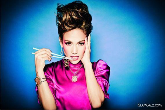 Jennifer Lopez For TOUS SS Ad Campaign