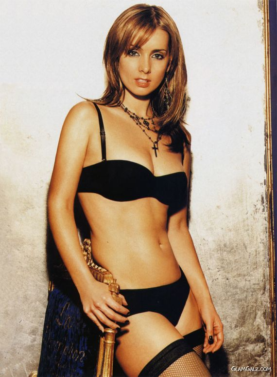 Awesome Singer Louise Redknapp