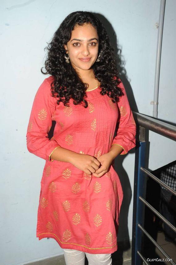 South Indian Actress Nithya Menon