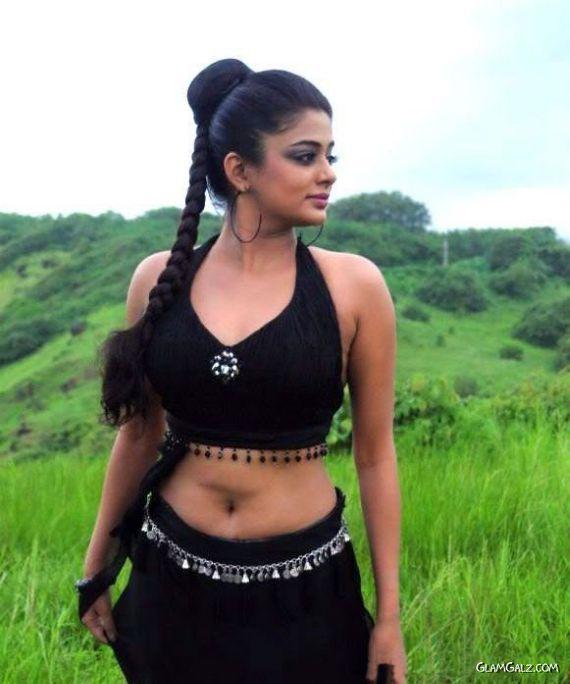 Priyamani In A Sporty Black Dress