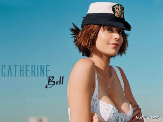 Click to Enlarge - Gorgeous Catherine Bell Wallpapers