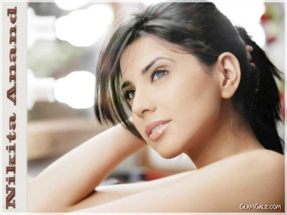 Click to Enlarge - Gorgeous Nikita Anand Wallpapers