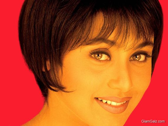 Click to Enlarge - Gorgeous Rani Mukherjee Wallpapers